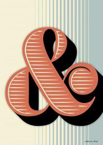 Oeuvres Typographie