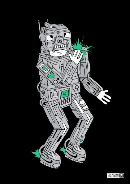 Grems Robot