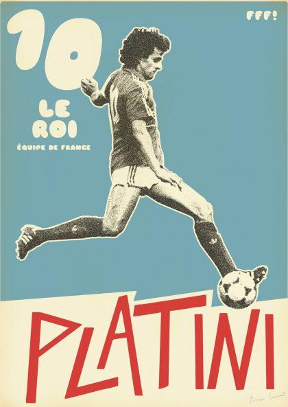 Zoran Lucic - Platini - le roi