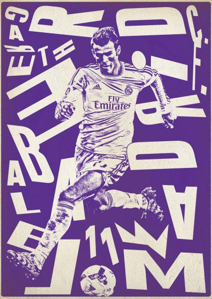 Zoran Lucic - Gareth Bale