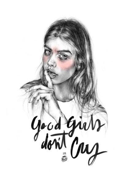 Marynn - Good Girls don't cry