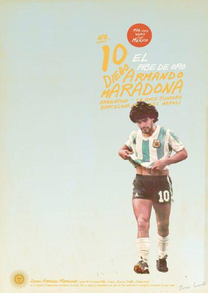 Zoran Lucic - Maradona