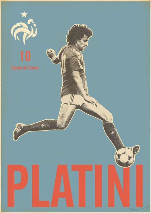 Zoran Lucic - Platini