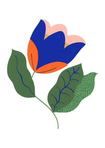 Agathe Singer - Flower 1