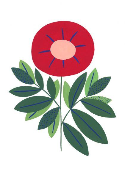 Agathe Singer - Flower 2