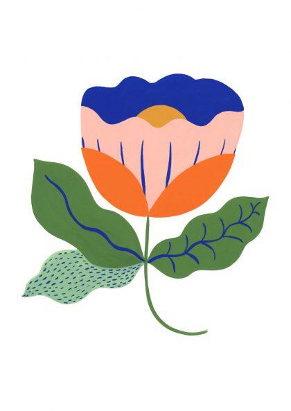 Agathe Singer - Flower 3