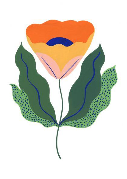 Agathe Singer - Flower 4