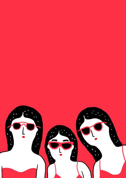 Agathe Sorlet - Team Glasses