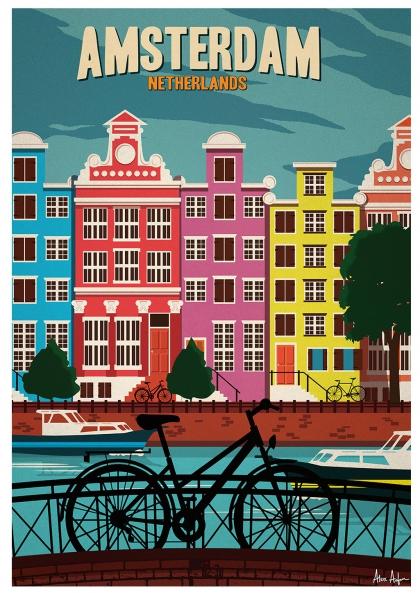 Alex Asfour - Amsterdam