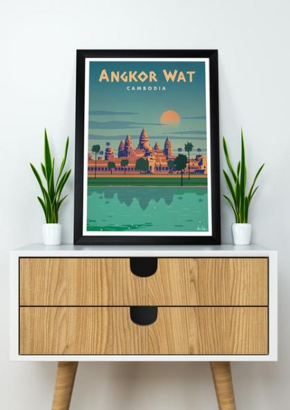 Alex Asfour Angkor Wat