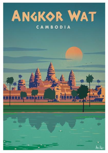 Alex Asfour - Angkor Wat