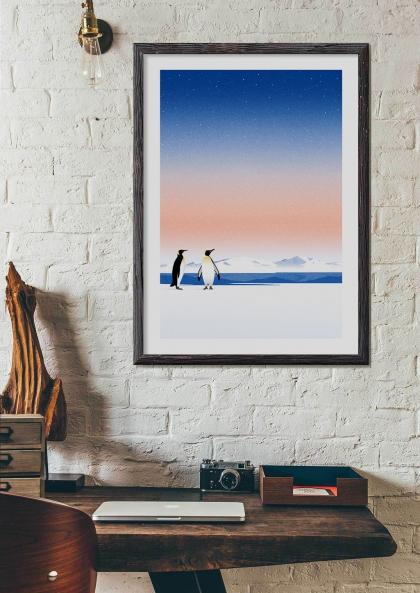 Julie Guillem Antarctique