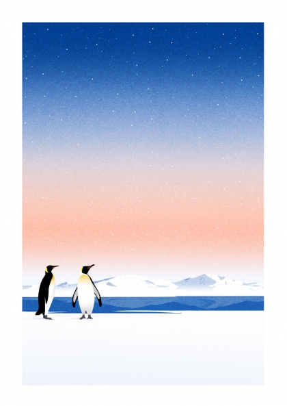 Julie Guillem - Antarctique