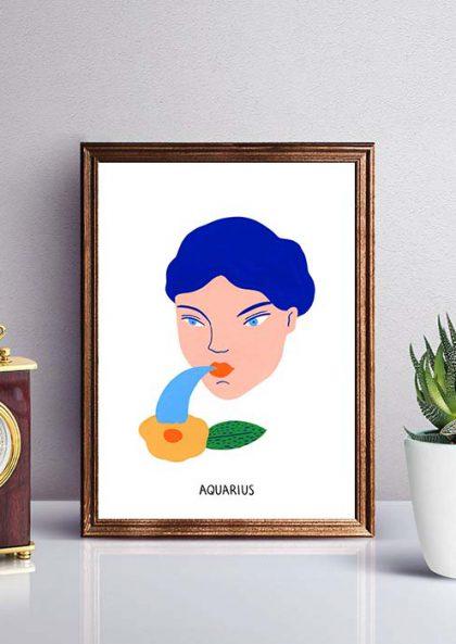 Agathe Singer - Aquarius