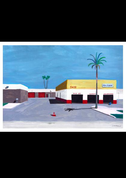 Nao Tatsumi - Arizona, USA 2
