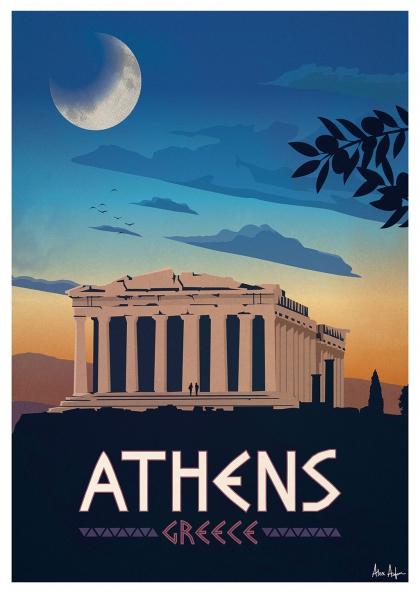 Alex Asfour - Athènes