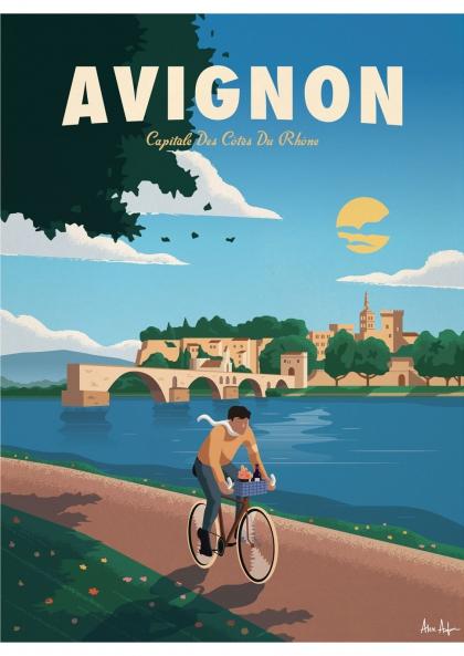 Alex Asfour - Avignon