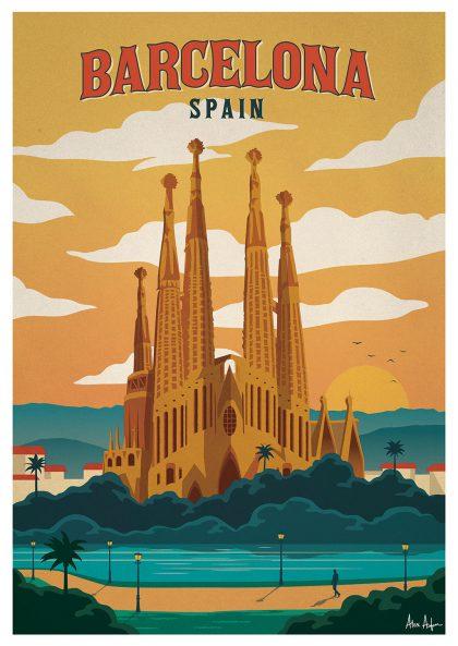 Alex Asfour - Barcelona