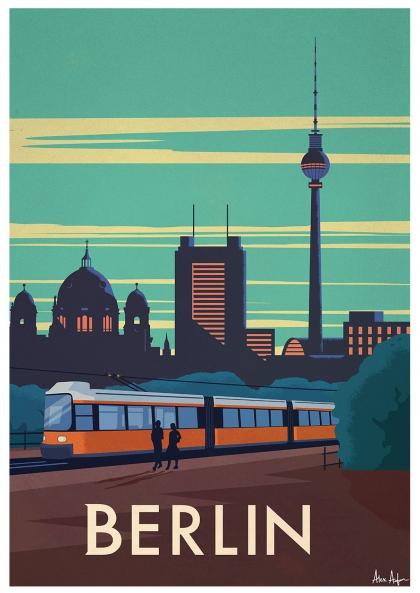 Alex Asfour - Berlin