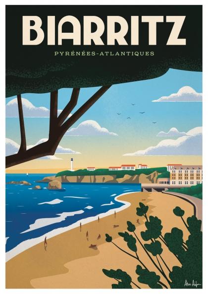 Alex Asfour - Biarritz
