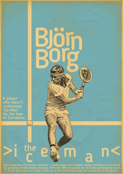 Zoran Lucic - Bjorn Borg 2