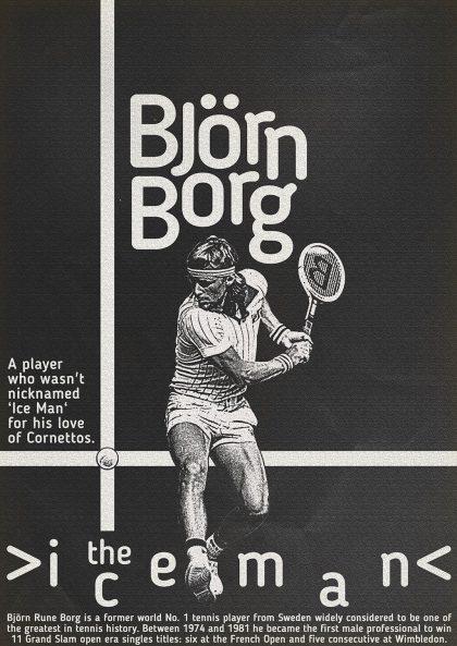 Zoran Lucic - Bjorn Borg 3