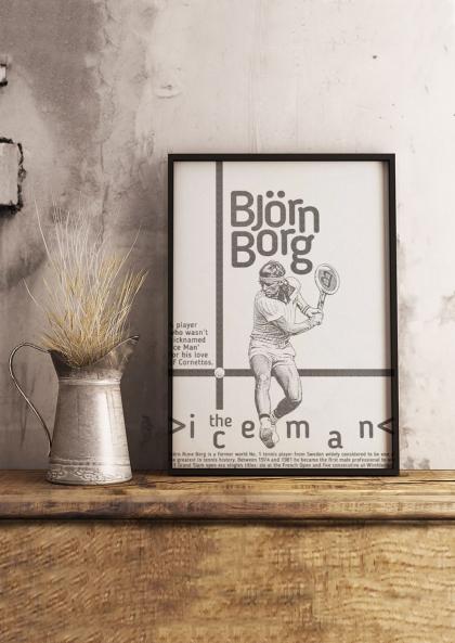 Zoran Lucic Bjorn Borg 1