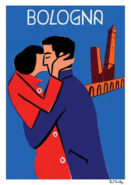 Paul Thurlby - Bologne
