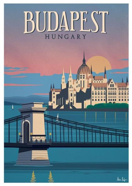 Alex Asfour - Budapest