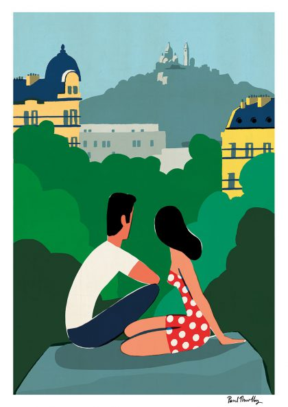 Paul Thurlby - Buttes Chaumont