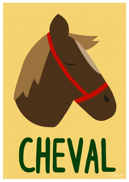 Wolfnoodle Cheval