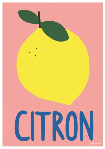 Wolfnoodle - Citron