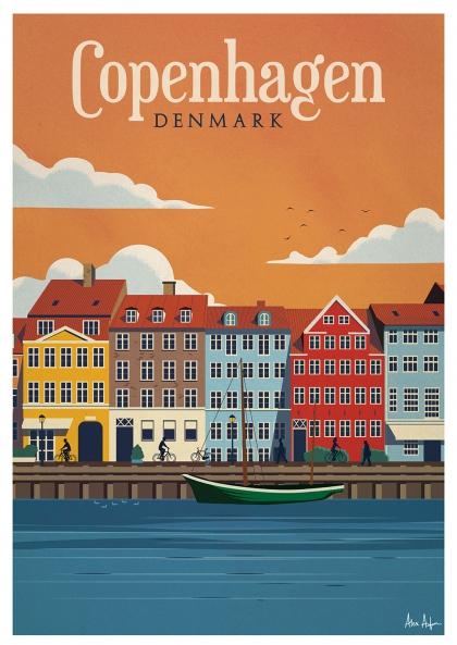 Alex Asfour - Copenhague