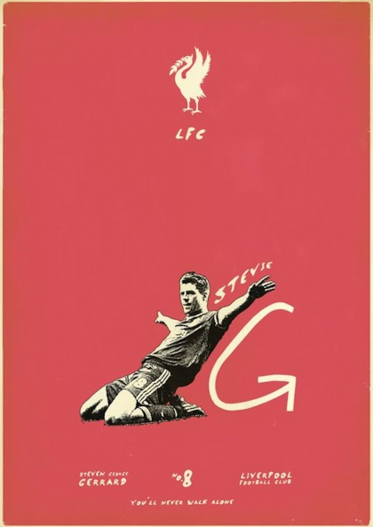 Zoran Lucic - Gerrard
