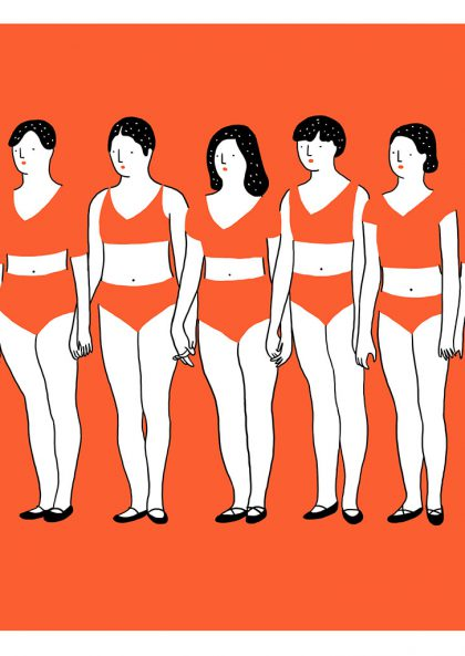 Agathe Sorlet - Girls band