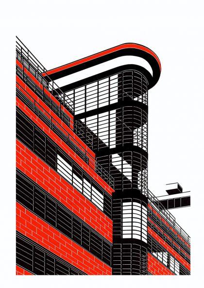 Hélène Lacombe - Building