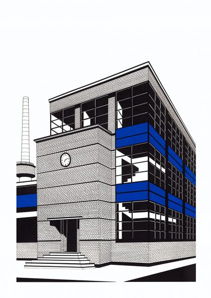 Hélène Lacombe - Factory