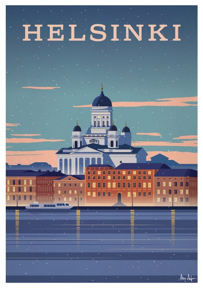 Alex Asfour - Helsinki
