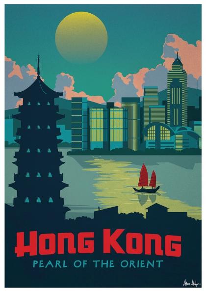 Alex Asfour - Hong Kong