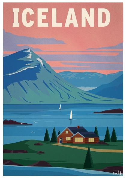 Alex Asfour - Iceland