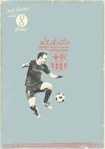 Zoran Lucic - Iniesta 2