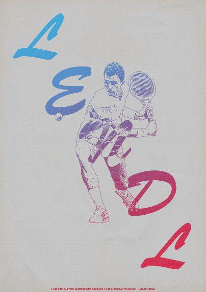 Zoran Lucic - Ivan Lendl 2