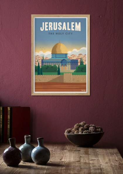 Alex Asfour Jerusalem