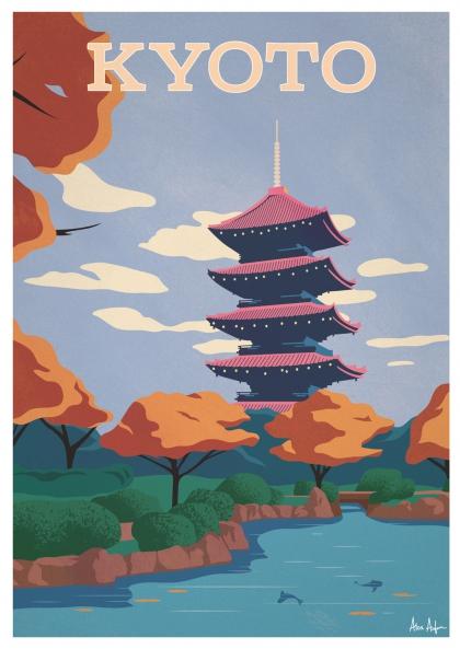 Alex Asfour - Kyoto