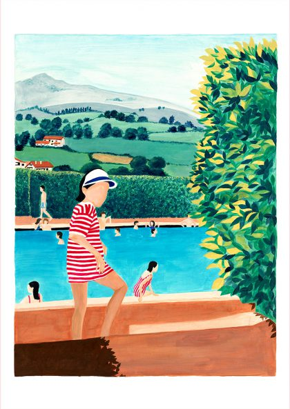 Hyperbaudet - La piscine de Sare