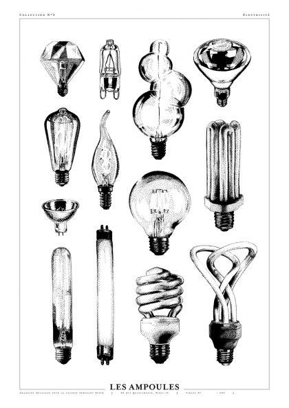 Amandine Delaunay - Les Ampoules