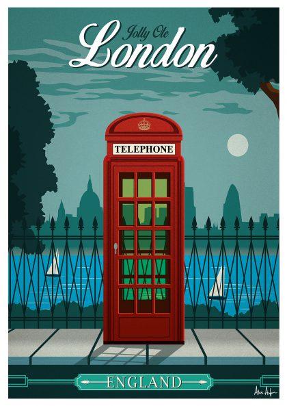 Alex Asfour - Londres