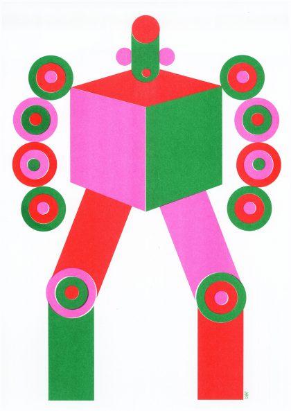 Olimpia Zagnoli - Love robots