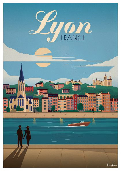 Alex Asfour - Lyon