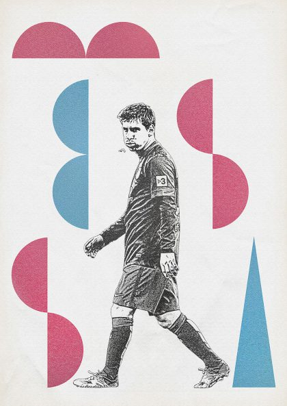 Zoran Lucic - Messi 4